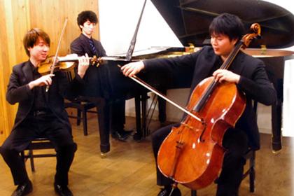 ピアノ三重奏 PA3